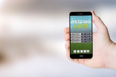 mobile phone betting live